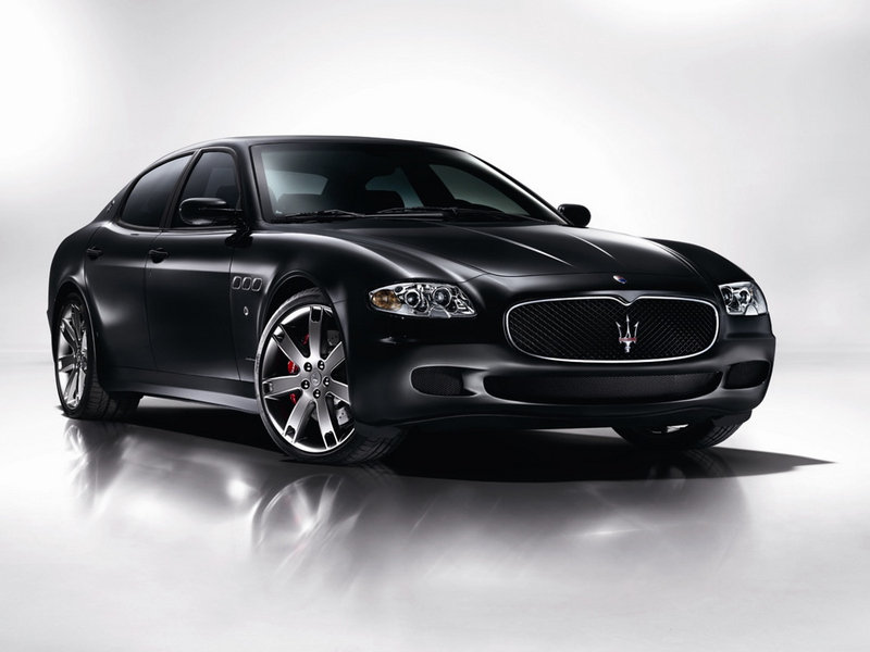 Baby Maserati Quattroporte coming in the fall of 2011