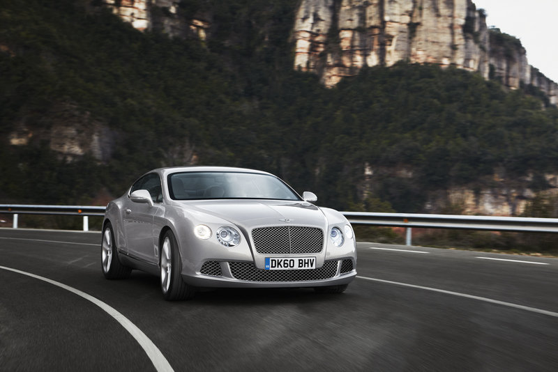 Bentley and Audi team up for new V8 engine