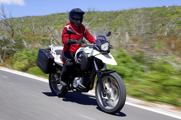 2011 Bmw G650 Gs Motorcycle Review Top Speed