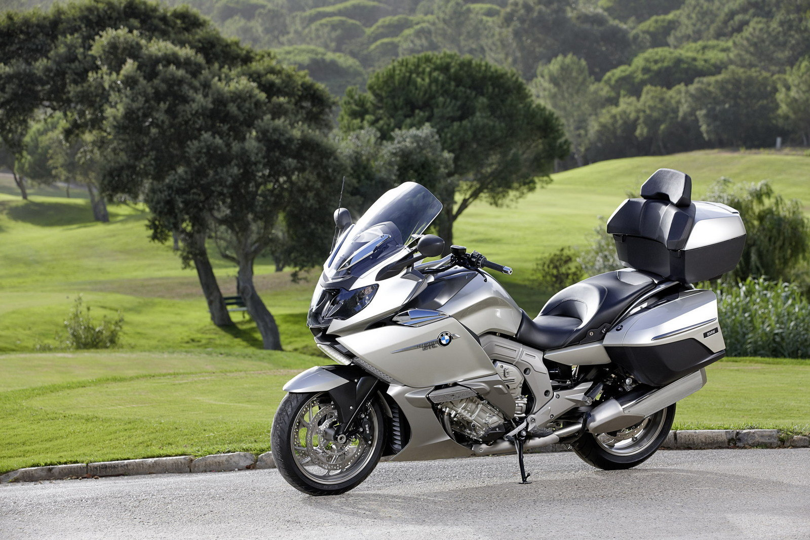 2012 bmw k 1600 gt and k 1600 gtl picture 376662 motorcycle review top speed. Black Bedroom Furniture Sets. Home Design Ideas
