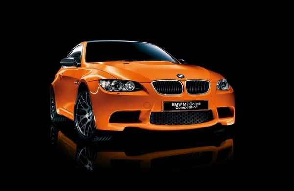 bmw m3 competition package japanese edition picture