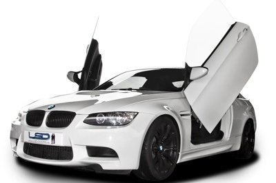 The BMW M3 Grows Wings