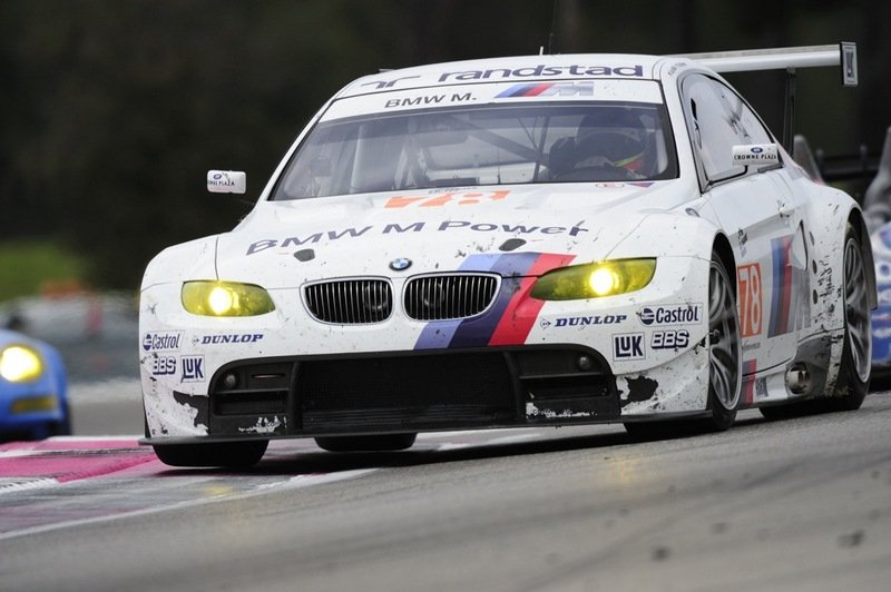 BMW Makes DTM Return in 2012