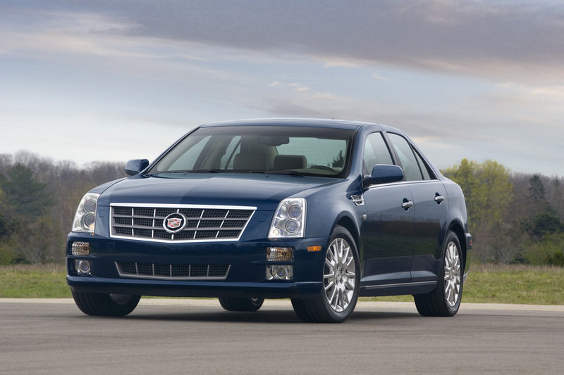 Cadillac Drops The V8 For The 2011 STS