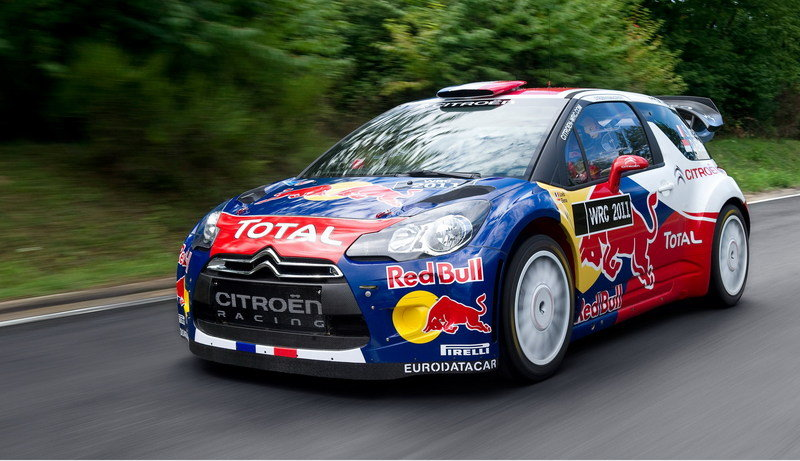 2011 Citroen DS3 WRC High Resolution Exterior Wallpaper quality - image 376365