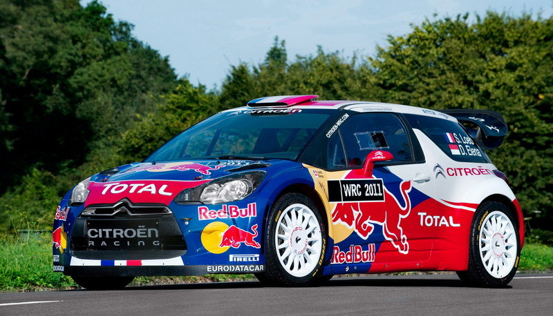 2011 Citroen DS3 WRC High Resolution Exterior - image 376363