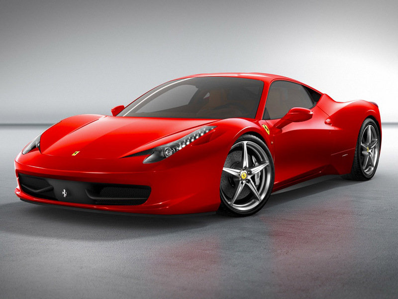 Ferrari 458 Italia Spider and new 612 Scaglietti to be revealed in 2011