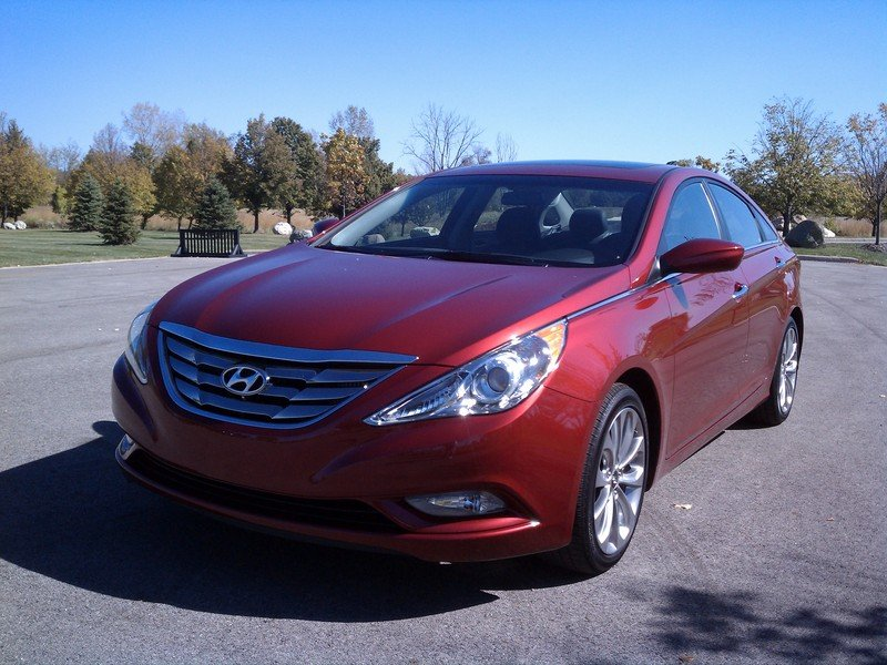 2011 First Drive: 2011 Hyundai Sonata Turbo