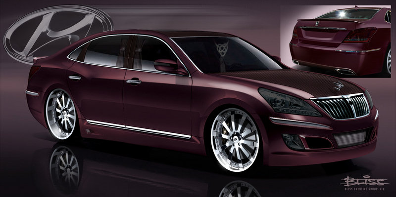 2010 Hyundai Equus by Mummbles Marketing