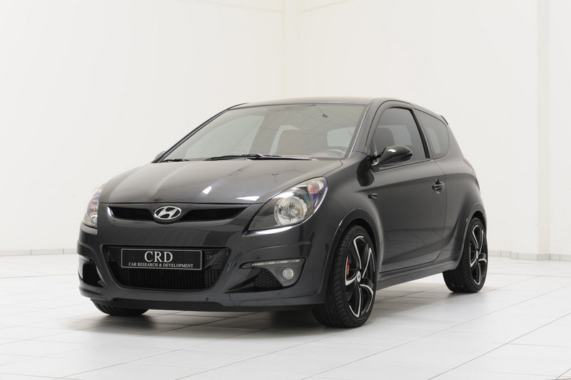 2010 Hyundai i20 Sport Edition by Brabus