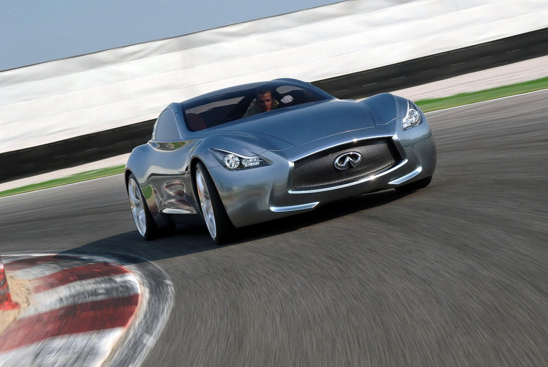 Infiniti plans new sports car based on the Essence concept