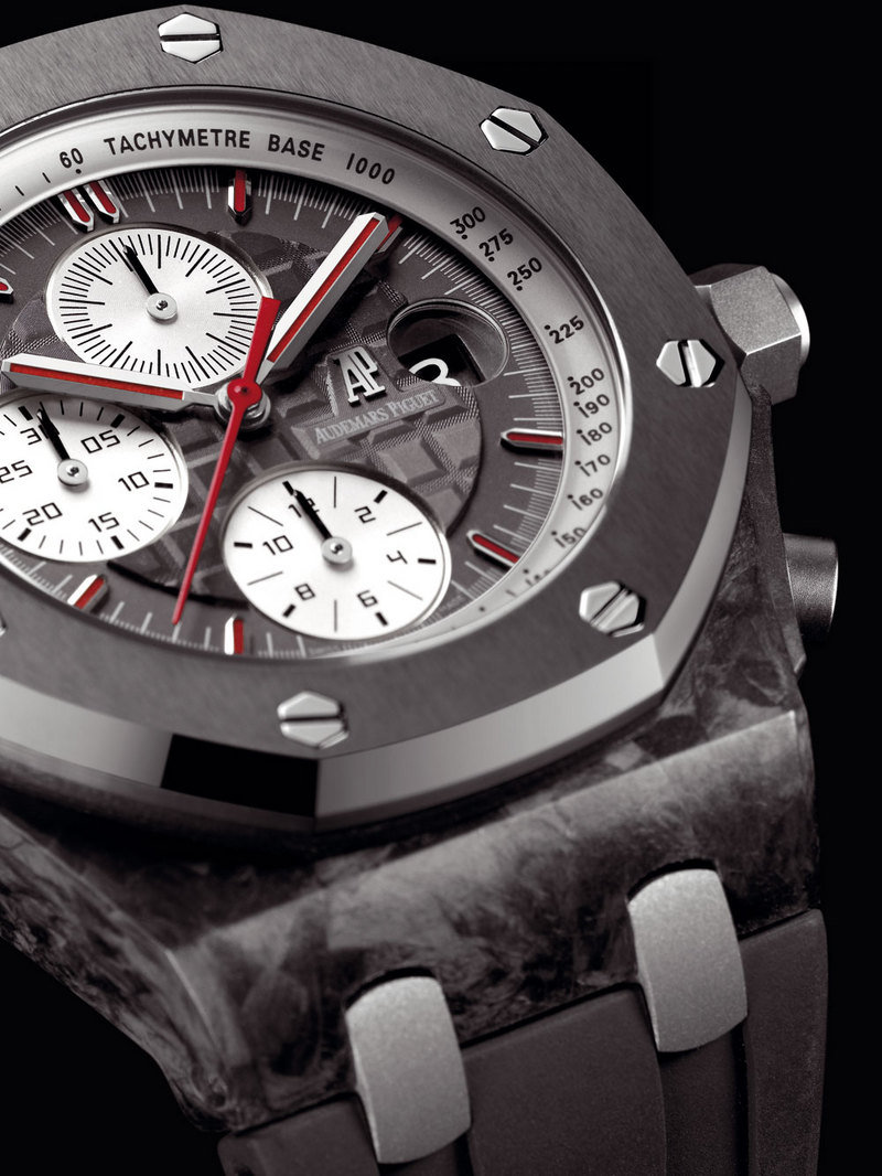 Jarno Trulli gets his own watch from Audemars Piguet Products - image 378369