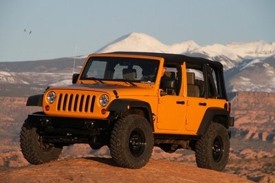 Jeep Bringing a Whole Load Of Stuff To SEMA