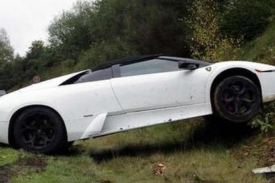 Lamborghini Murcielago LP640 And Bugatti Veyron Involved In Two Separate  Crashes Over The Weekend
