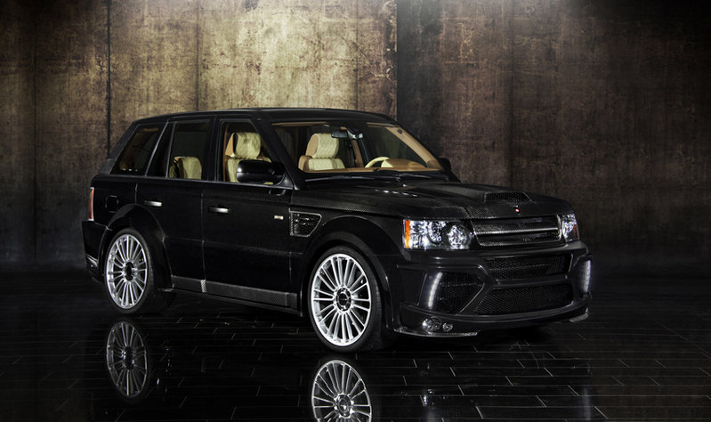 2010 Landrover Range Rover Sport by Mansory