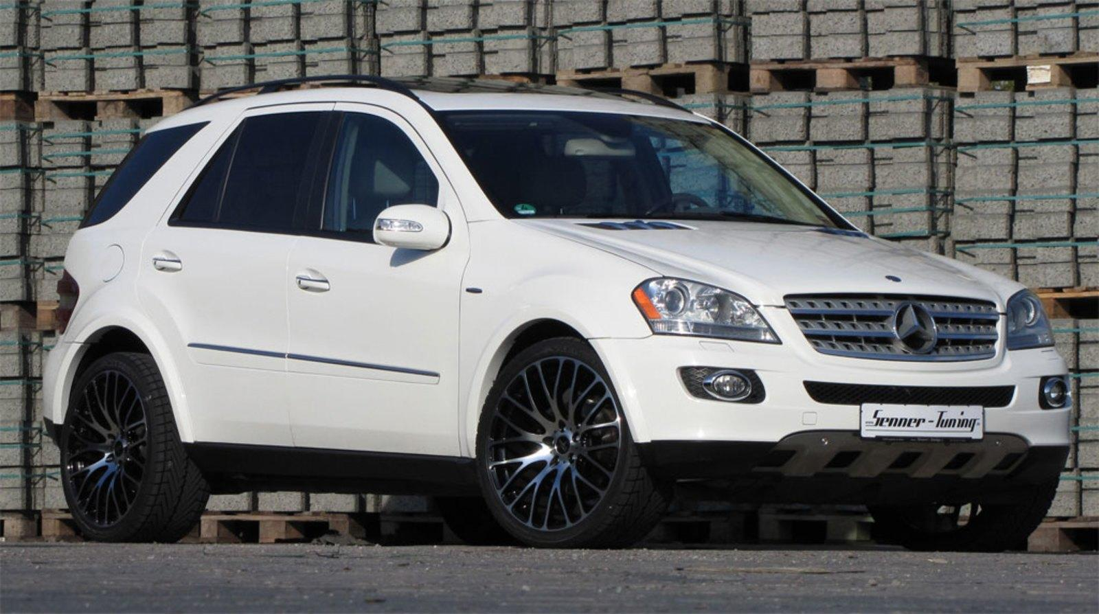 2010 mercedes ml500 by senner tuning ag review top speed. Black Bedroom Furniture Sets. Home Design Ideas