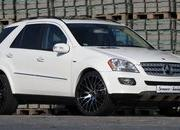 Mercedes ML500 by Senner Tuning AG