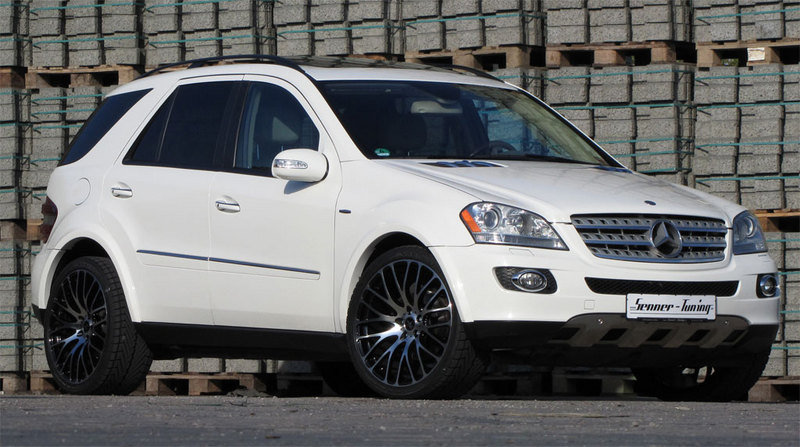 Mercedes Ml500 Price. 2010 Mercedes ML500 by Senner