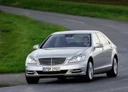 Mercedes S250 CDI BlueEfficiency