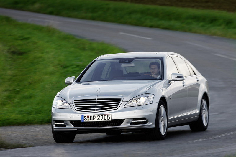 2011 Mercedes S250 CDI BlueEfficiency