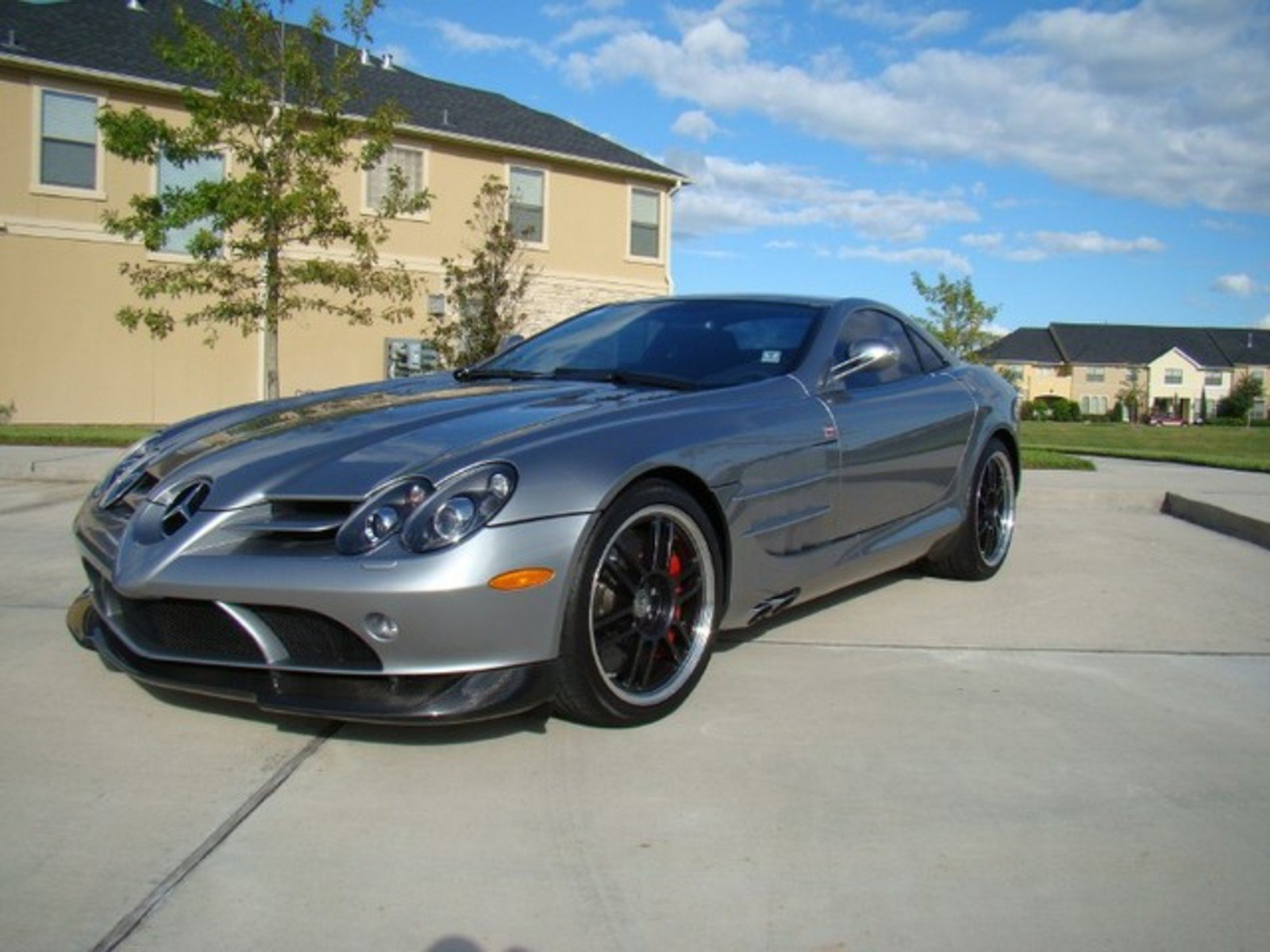 Mercedes SLR-Class Reviews, Specs & Prices - Top Speed
