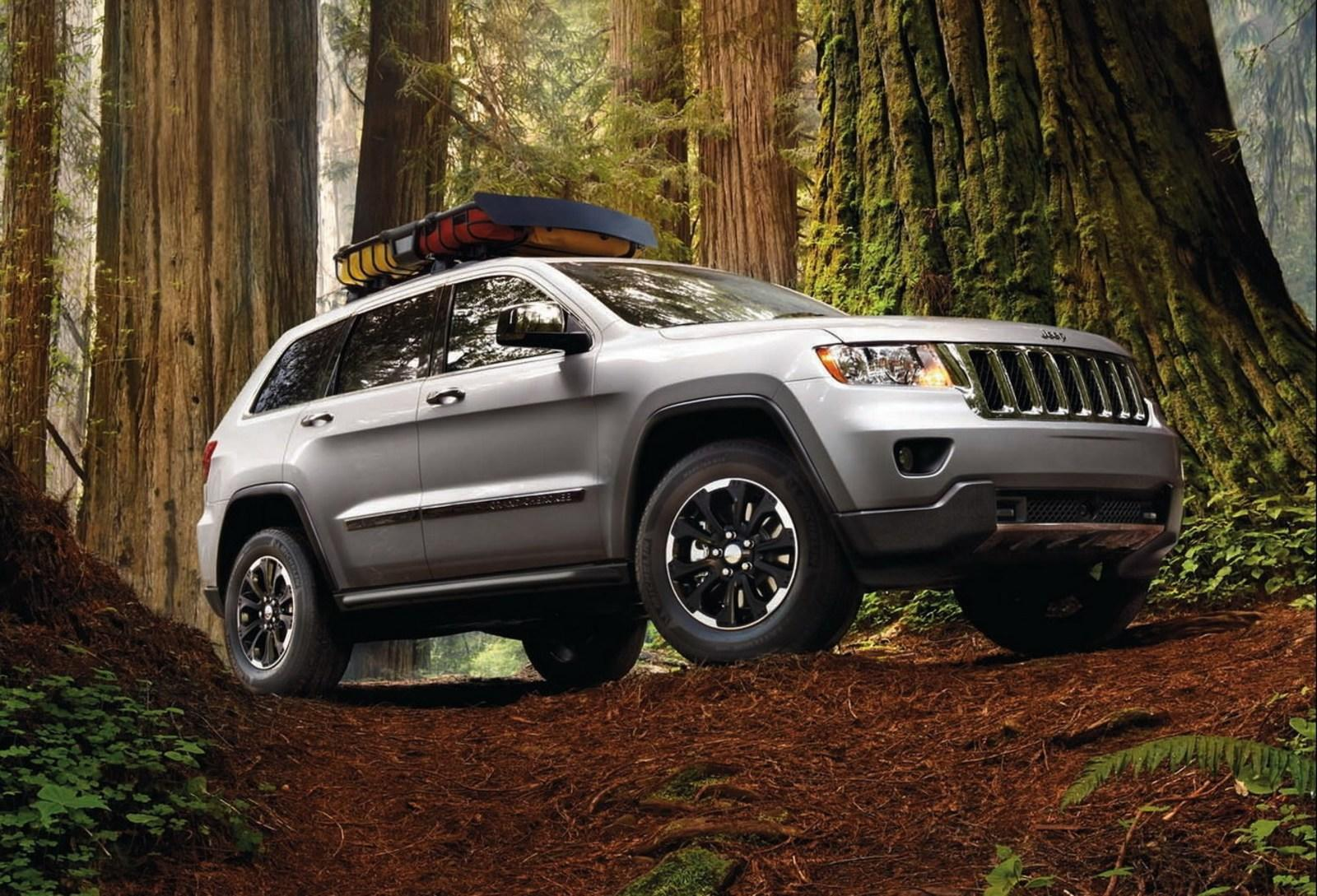 Mopar Accessories For The 2011 Jeep Grand Cherokee News Top Speed