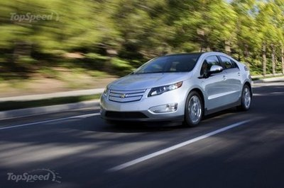Motor Trend Tests The Chevrolet Volt