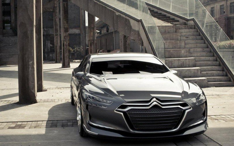 2012 Citroen DS9 Preview