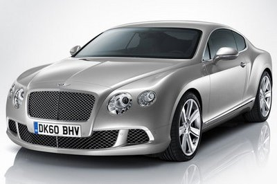 Bentley's GT To Get Audi S-Tronic Transmission?