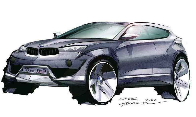 New BMW X4 may be moving right along