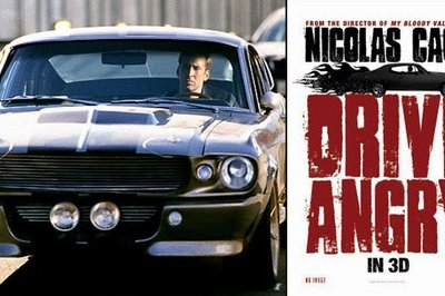 Nicolas Cage Drives Angry in 2011