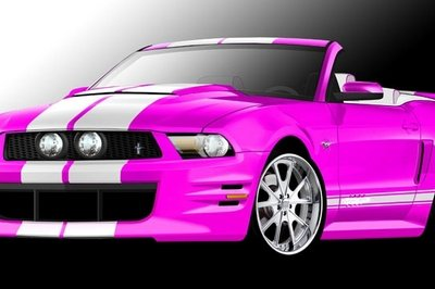 Nine customized Ford Mustangs to be displayed at SEMA Exterior Drawings - image 379228