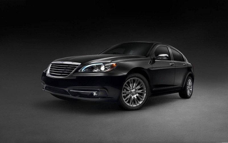 Official Photos Of The Chrysler 200