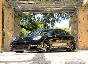 Porsche Panamera by WheelsBoutique