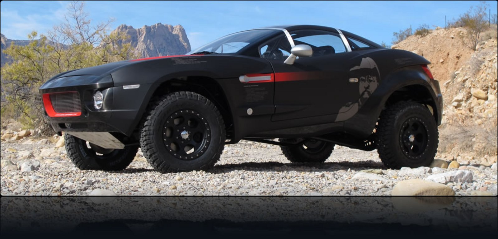 Local Motors Rally Fighter >> Production Version Of Rally Fighter Ready For Its Face Time At SEMA News - Top Speed