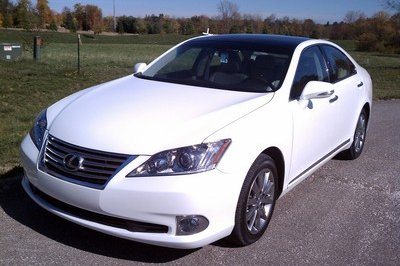 Review: 2010 Lexus ES350 | Top Speed. »