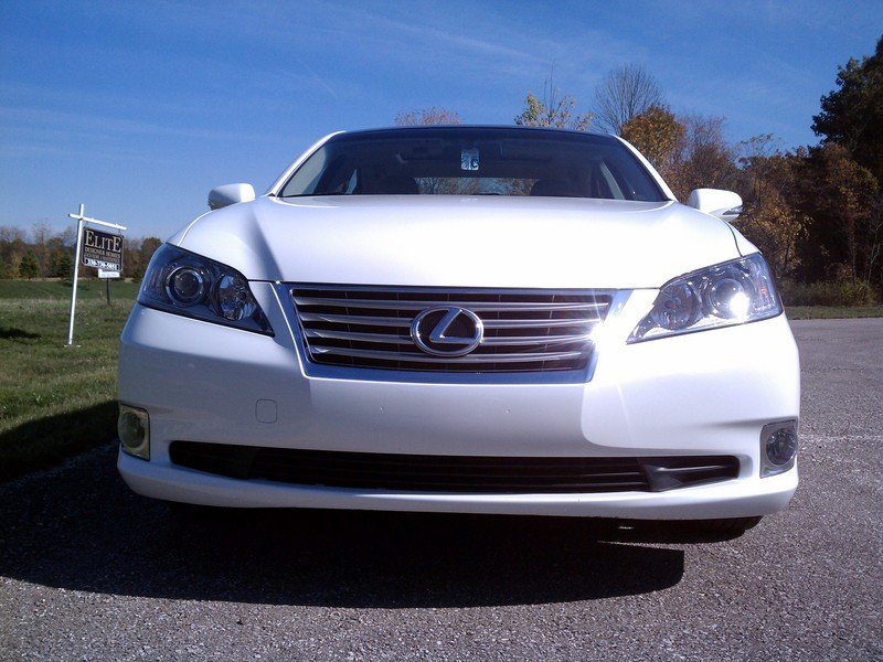 Review: 2010 Lexus ES350
