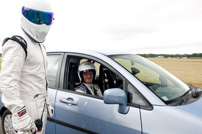 Rubens Barrichello to be The Stig in Top Gear USA?