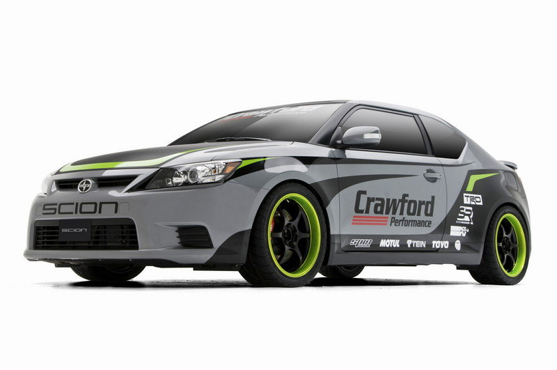 2010 Scion tC by Crawford Performance