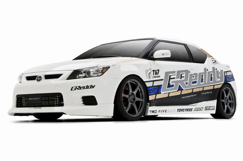 2010 Scion tC by GReddy