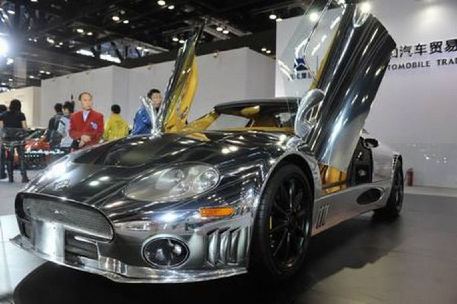Spyker C8 Reviews Specs Prices Photos And Videos Top Speed