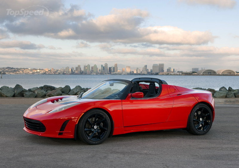 Tesla Roadster being recalled due to potential fire hazard