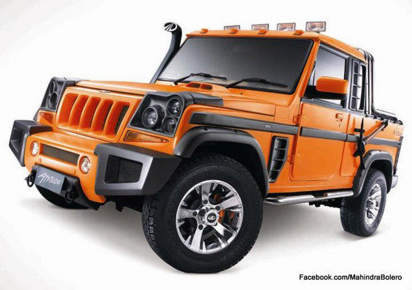 the new mahindra bolero 8217 attitude 8217 is ready picture