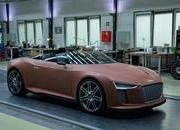 The process of building the Audi e-Tron Spyder - image 379160