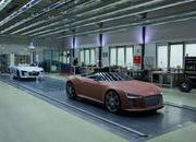 The process of building the Audi e-Tron Spyder - image 379161