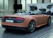 The process of building the Audi e-Tron Spyder - image 379158