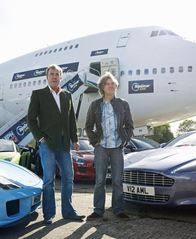 Top Gear Live 'Prototype' World Tour takes off in November High Resolution - image 376879