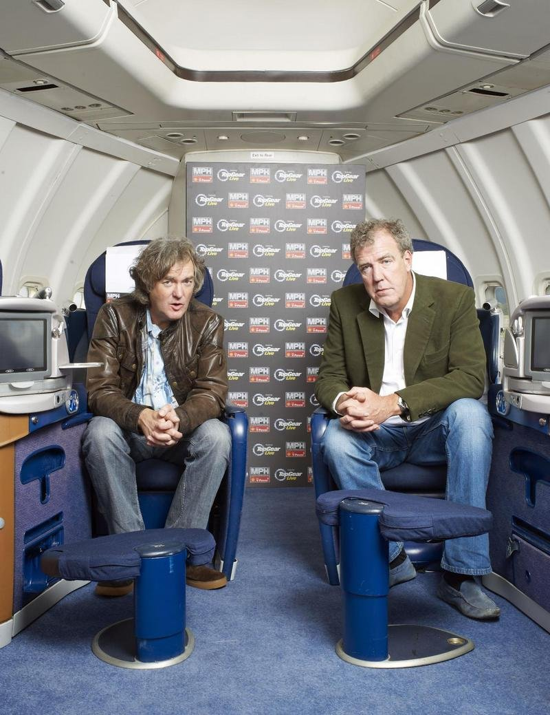 Top Gear Live 'Prototype' World Tour takes off in November High Resolution - image 376878