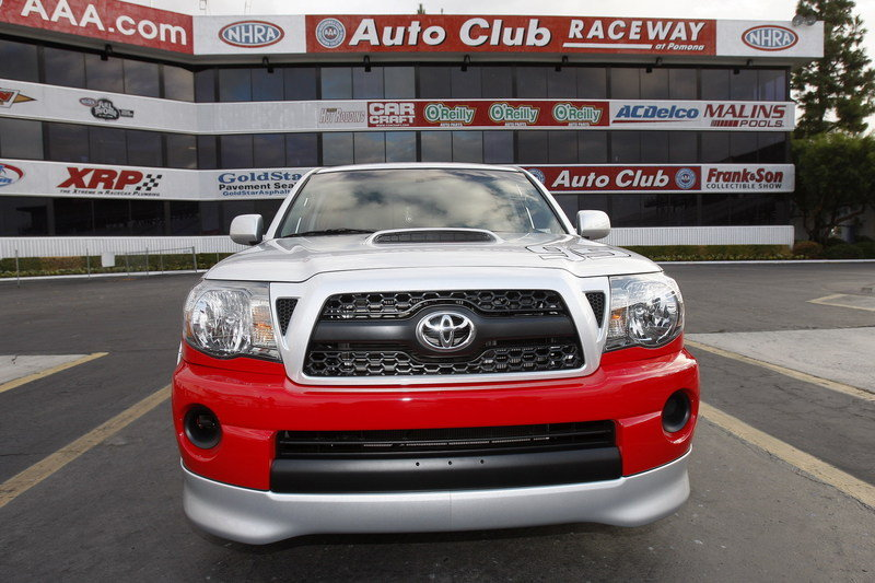 2011 Toyota Tacoma X-Runner RTR