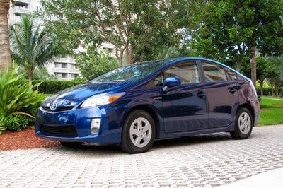 Two new Prius models possible for 2012